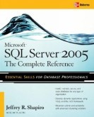 Sqlserver 2005-Microsoft Sql Server 2005 (The Complete Reference)